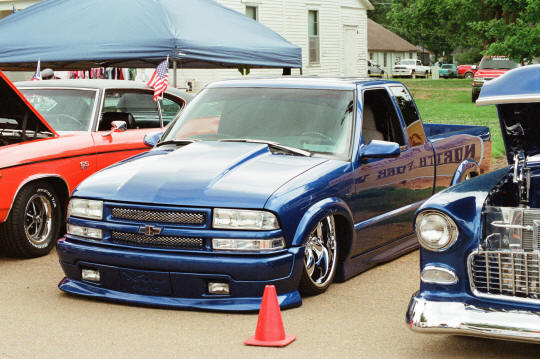 Trimble Tennessee Car Show