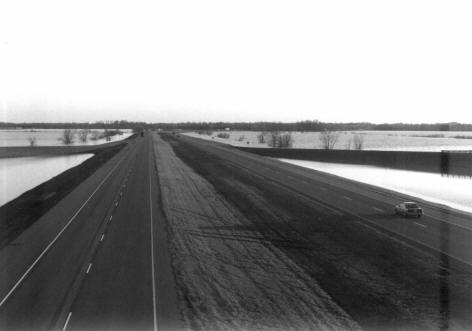 U.S. 51 During Flood