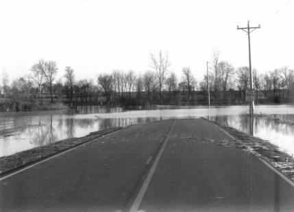 105 During Flood